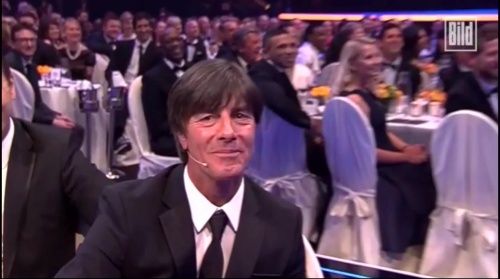 Joachim Löw – Laureus Awards 2016 11