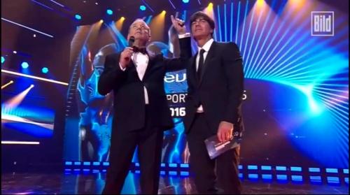 Joachim Löw – Laureus Awards 2016 14