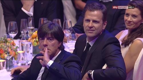 Joachim Löw – Laureus Awards 2016 15