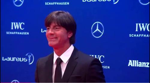 Joachim Löw – Laureus Awards 2016 2