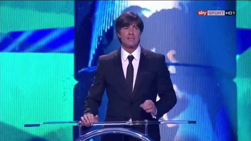 Joachim Löw – Laureus Awards 2016 21