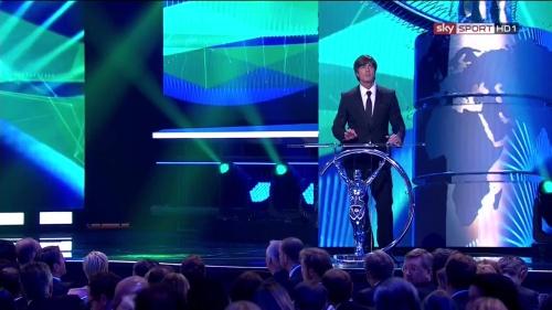Joachim Löw – Laureus Awards 2016 22