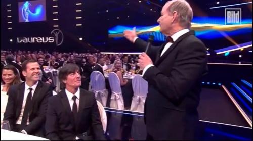 Joachim Löw – Laureus Awards 2016 6