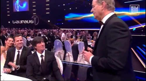 Joachim Löw – Laureus Awards 2016 8
