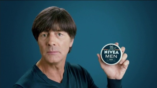 Joachim Löw – Nivea advert 3
