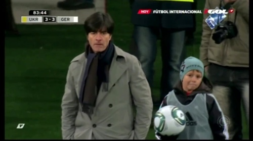 Joachim Löw – Ukraine v Germany (2011) 12