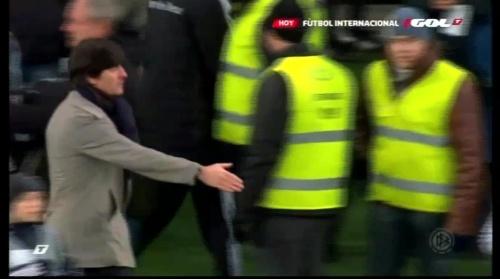 Joachim Löw – Ukraine v Germany (2011) 13