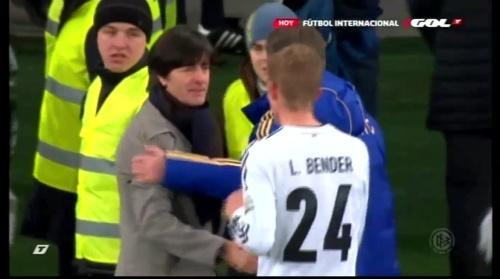 Joachim Löw – Ukraine v Germany (2011) 15