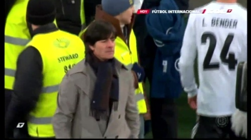 Joachim Löw – Ukraine v Germany (2011) 16