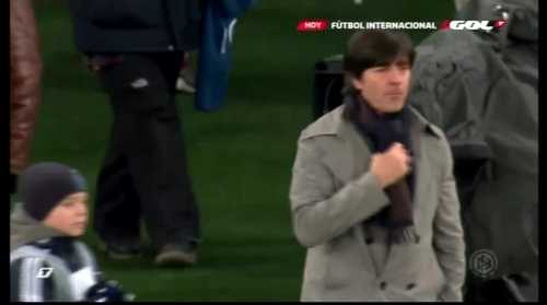 Joachim Löw – Ukraine v Germany (2011) 18