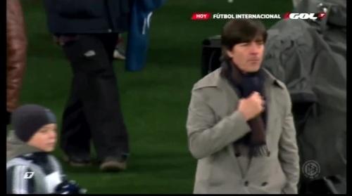 Joachim Löw – Ukraine v Germany (2011) 18