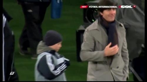 Joachim Löw – Ukraine v Germany (2011) 19
