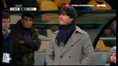 Joachim Löw – Ukraine v Germany (2011) 5