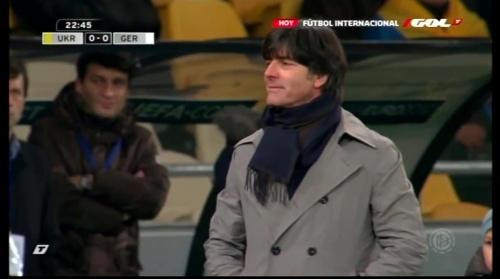 Joachim Löw – Ukraine v Germany (2011) 6