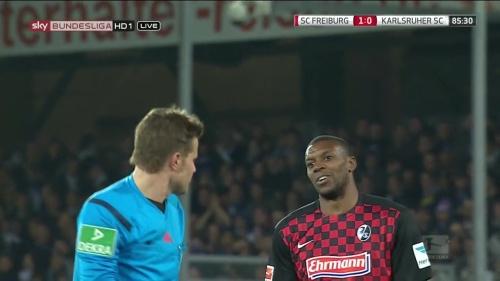 Karim Guede – SC Freiburg v KSC