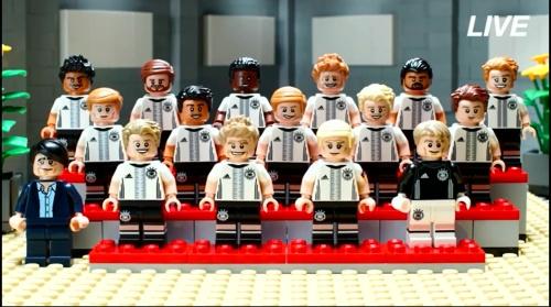 Lego die Mannschaft 1