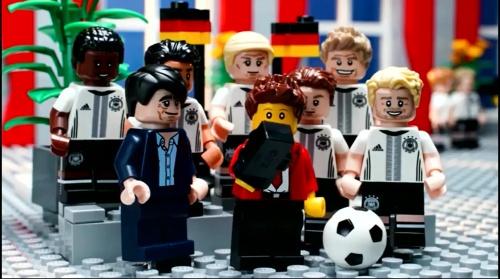 Lego die Mannschaft 2