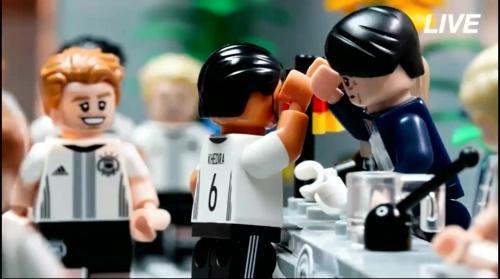 Lego Jogi Löw & Sami Khedira