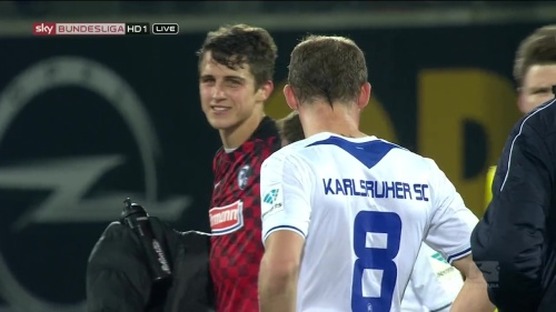 Marc-Oliver Kempf – SC Freiburg v KSC