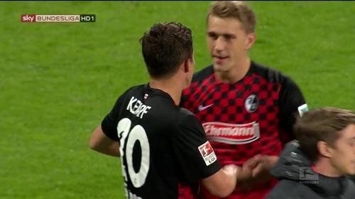 Marc-Oliver Kempf & Nils Petersen – Braunschweig v SC Freiburg 1