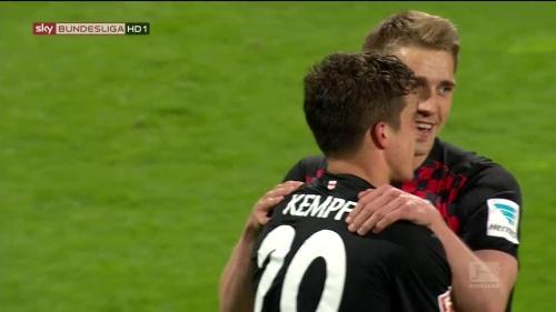 Marc-Oliver Kempf & Nils Petersen – Braunschweig v SC Freiburg 3