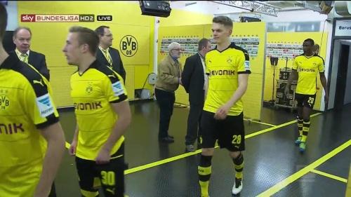 Matthias Ginter – Dortmund v HSV 1