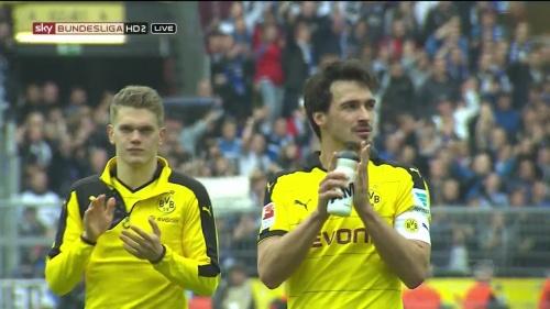 Matthias Ginter – Dortmund v HSV 12