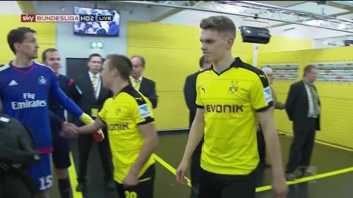 Matthias Ginter – Dortmund v HSV 2