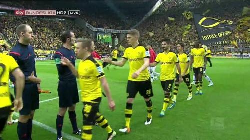 Matthias Ginter – Dortmund v HSV 3