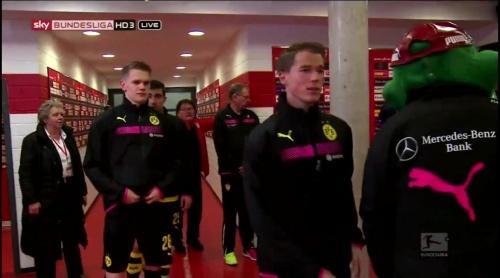 Matthias Ginter & Erik Durm – Stuttgart v Dortmund 1