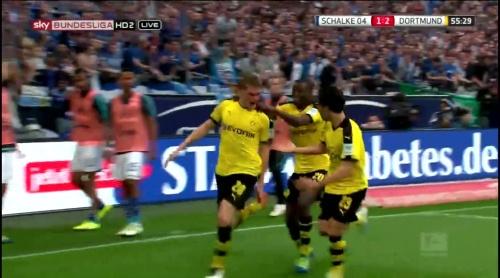 Matthias Ginter - Schalke v Dortmund 1