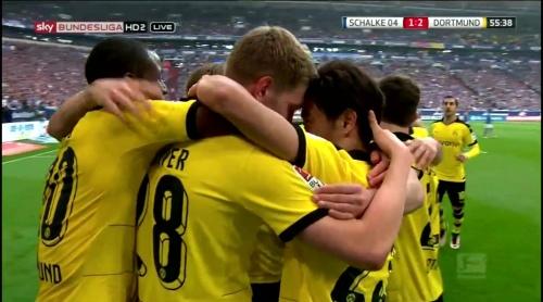 Matthias Ginter - Schalke v Dortmund 2