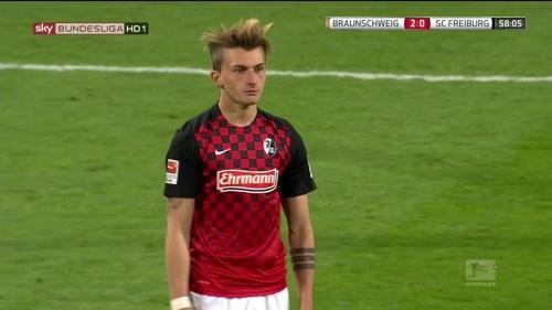 Maximilian Philipp – Braunschweig v SC Freiburg 1