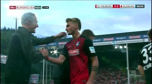 Maximilian Philipp – Freiburg v Duisburg 6