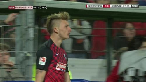 Maximilian Philipp – SC Freiburg v KSC 1