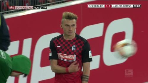 Maximilian Philipp – SC Freiburg v KSC 2