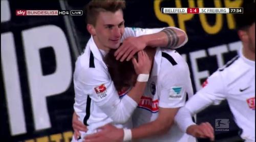 Maximilian Philipp & Florian Niederlechner – Arminia Bielefeld v SC Freiburg