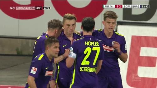Maximilian Philipp - Greuther Fürth v SC Freiburg 3