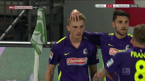 Maximilian Philipp & Vincenzo Grifo - Greuther Fürth v SC Freiburg