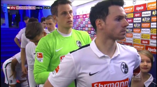 Nicolas Höfler & Alexander Schwolow – Arminia Bielefeld v SC Freiburg 2