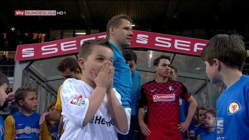 Nicolas Höfler – Braunschweig v SC Freiburg 1