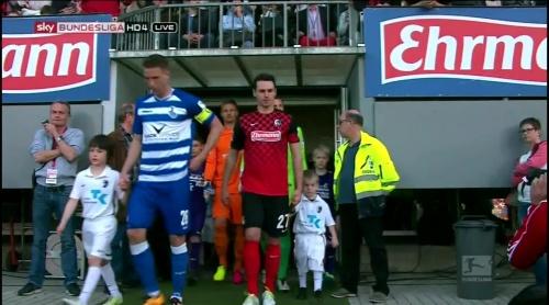 Nicolas Höfler – Freiburg v Duisburg 1