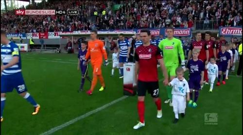 Nicolas Höfler – Freiburg v Duisburg 2
