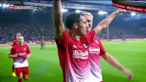 Nicolas Höfler – Greuther Fürth v SC Freiburg pre-match show 4