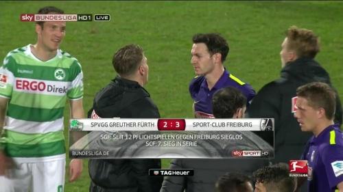 Nicolas Höfler - Greuther Fürth v SC Freiburg 2