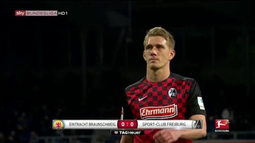 Nils Petersen – Braunschweig v SC Freiburg 1