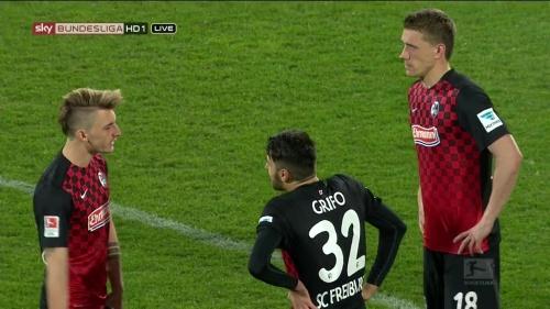 Philipp, Grifo & Petersen – SC Freiburg v KSC