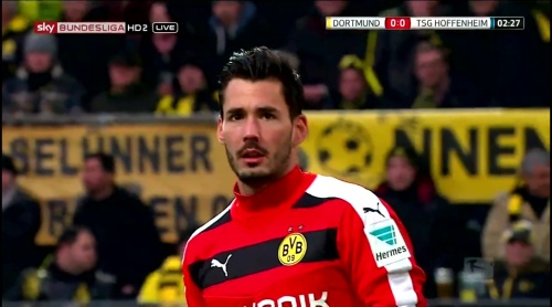 Roman Bürki – Dortmund v Hoffenheim 1