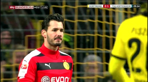 Roman Bürki – Dortmund v Hoffenheim 2
