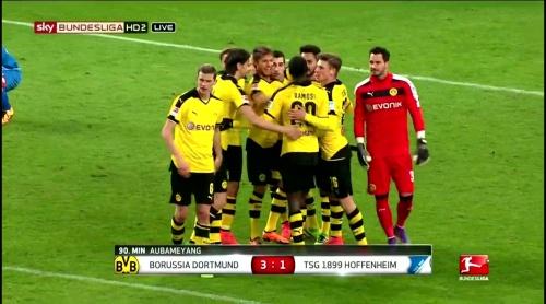 Roman Bürki – Dortmund v Hoffenheim 5
